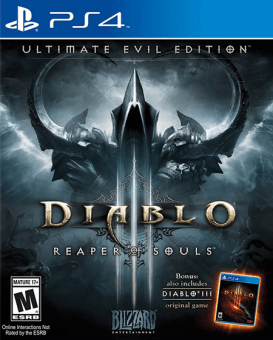Diablo 3 Reaper of Souls : Ultimate Evil Edition